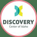 Discovery Center of Idaho logo